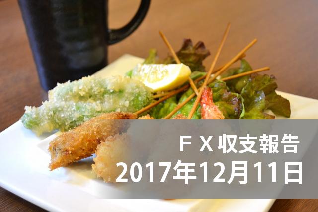 【FXブログ】調子こいて大損!?トレードは計画的に! – 2017/12/11